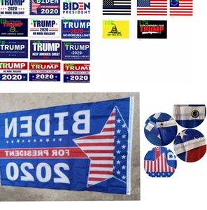 Başkan ABD bayrağı LJJK2212 için Amerika Yüksek, tutun Trump Bayrak vs 150 * 90cm 2020 Bayrak İçin Baskılı Biden Bayraklar Biden BAŞKANI