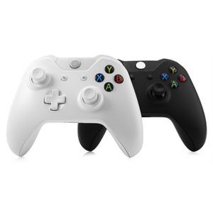 Microsoft X-BOX Kontrolörü ile Perakende için Bluetooth Kablosuz Denetleyici Gamepad Hassas Başparmak Joystick Gamepad için Xbox One VS PS4 Paketleme