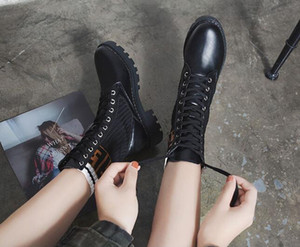 para mujer de lujo calcetines de punto botas de la marca F Delgado altos botines y botas de tobillo atractivos del talón botas planas damas invierno moda elástica