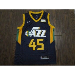 Cheap Jersey Slam Dunk King Donovan Mitchell Blue Top New Brand New Tag stitched Mens basketball jerseys