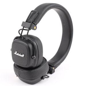 Marshall Major III 3.0 Bluetooth Wireless Headphones Deep Bass Noise Isolating Headset Wireless Marshall Hi-Fi Headband Headphones