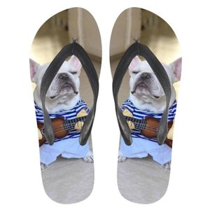 Hot fashion animal pattern Flip Flops Men Summer Anti-skid Outdoor Light Casual Beach Male Sandals Household Slipper