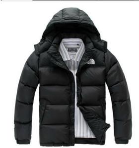 Marka Tasarımcı-2019 Yeni varış Hafif Ceketler açık ceket Aşağı Erkek Packable Klasik marka kuzey Su yüz ceketi 900 mens