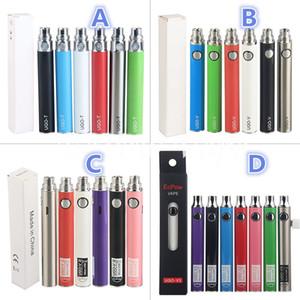 100% d'origine EcPow UGO Vapes Piles UGO-V3 UGO-V UGO-V UGO-V Préchauffage UGO V3 Cigarettes à stylo à tension variable 510 fil E eGo EVOD Vape