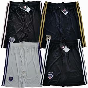 2020 2021 Nueva York LA Galaxy de Los Angeles FC Fútbol Pantalones cortos DC Washington Atlanta Orlando Toronto Miami MLS pantalones cortos de fútbol Unidas