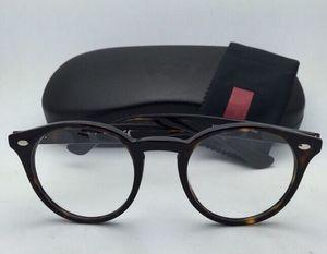 الساخن للجنسين الرجعية خمر 2180 جولة النظارات البصرية إطار 51-20-150 المستوردة نقية لوح لالنظارات الطبية النظارات الشمسية حالة ضبط كامل