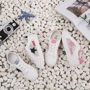 Summer women's board shoes foreign trade big code hollow casual small