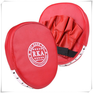Martial Arts Sanda Boxing Training Target Focus Punch Pads Gloves Sandbags For Muay Thai Kick Boxing MMA Training