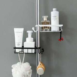 Hot Home Storage NEUE Küchenspüle Schwammhalter Bad Hängen Sieb Organizer Punch-free Waschbecken Lagerregal