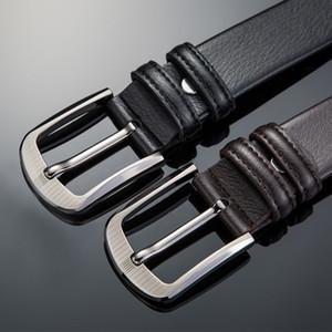 2pcs 2020 new belt for women men big buckle belts male chastity belts oo top womens leather belt wholesale free shipping