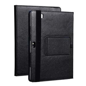 Para Hp Elite X2 1012 G1 G2 Estuche para tableta Litchi con diseño de lujo, de cuero de pu, con soporte, funda para hp Elitex2 G2 Funda + stylus Pen T190711