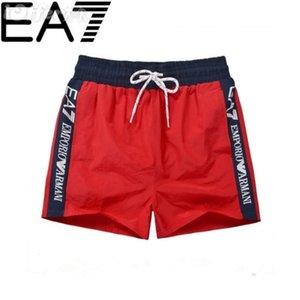 2018 новый европейский и американский ветер мужские спортивные шорты для отдыха на открытом воздухе пляжные шорты высокого качества хлопок мужская одежда снаружи Низкая цена