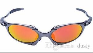 Поляризованные велосипедные солнцезащитные очки Romeo Men Aolly Juliet X Металлические спортивные очки для верховой езды cuculos ciclismo gafas CP002-1