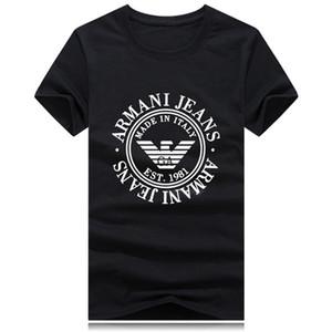 الجملة العلامة التجارية رجل إمرأة t قميص ga زائد الحجم S-5XL 9 اللون قمزة قصيرة الأكمام س الرقبة الصيف قميص إلكتروني طباعة 3d poloshirt رياضية