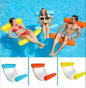 INS Stil Schwimmbad Inflation Stuhl protable aufblasbarer Stuhl für Schwimmbad faltbares Luft aufblasbares Sofa Schwimmbecken Spielzeug