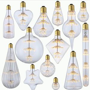 Vintage LED-Birnen Wechselstrom-110V-220V 3W warmes weißes Licht Mantianxing LED-Leuchten für Home Cafe Restaurant Dekoration