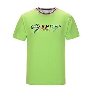 HH 2019 여름 새 목록 최고 품질의 디자이너 의류 남성 패션 T - 셔츠 메두사 인쇄 티셔츠 크기 M - 2xlL