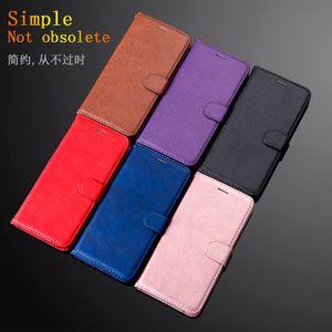 Custodia in pelle Flip per Fundas Huawei Y6 2020 la cassa per Y6 (2020) Prime 2020 Prenota Portafoglio sacchetto della copertura del Coque Huawei Y 6 Y6