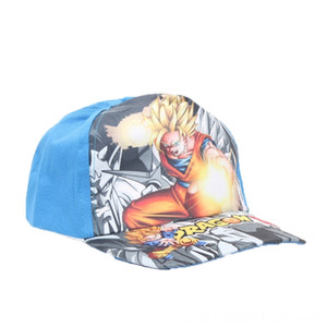 Fashion Men Boy Hats & Caps Hats, Scarves & Gloves Baseball Cap Son Goku Vegetto Adjustable HipHop Dragon Ball Snapback Hat Z Super Saiyan F