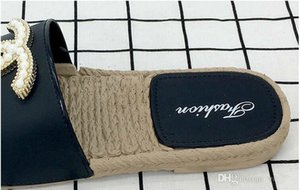 Nuevo 2019 Moda Mujer Diseñador Sandalias de Lujo Para Hombre Flip Flop Diseñador Sandalias Diseñador de Alta Calidad Diapositivas Size36-40