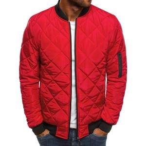Packable Ceket Zip Up Ceket Erkekler Palto Erkek Jaqueta erkek Hafif Rüzgar Geçirmez Masculino Katı Casual Fit Açık Mont