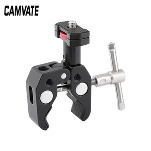 CAMVATE Multiple-function Super Crab Clamp With 1 4