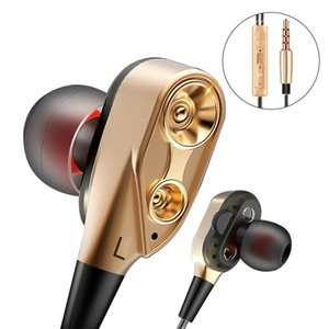 Hifi Devices Earbuds Bass Earphone For Phone Gaming In Ear Headphones Sport Headset Earphones With Microphone