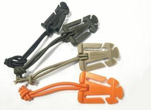 Neue Outdoor-Anhänger mit elastischem Seil, Schnalle hängen, gewebtes Material, Veredelung, Befestigungsschnalle, Drahtbügel, Dreieck Speicher Clip