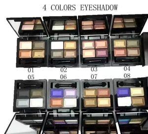 Da alta qualidade os produtos mais vendidos composição multi efeito coleta quadra sombra mineral de cor 4 2g sombra de olho