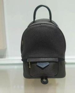 Modedesigner Rucksack hoher Qualität Blumendrucken Luxus berühmten Marken Lederhandtaschen Kinder Kinder Rucksäcke Schultasche 41562