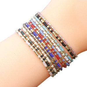 Jour Han Jianyue Bracelet measly Posimi Second Wind Chaîne de perles Chaîne main