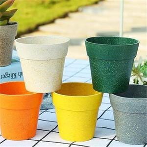 Succulent Plant Pot Planteur Mignon Animal Flower Flowerpot Belle Little Animals jardin Bonsai Pots yq00999
