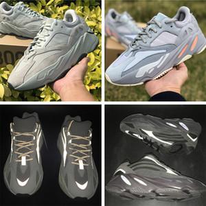 Trouver une grande 700 Wave Runner Kanye West v2 Shoes.Shop Discount 700 Sneakers Vanta Sel Inertie Geode statique solide gris 3m Mauve réfléchissant