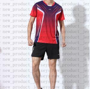 23 Paar Badmintonbekleidung 45 Modelle 681 T-Shirt 13 Kurzarm 25 Schnelltrocknende, farblich abgestimmte Drucke Nicht verblasste Tischtennisbekleidung 35 Sportbekleidung
