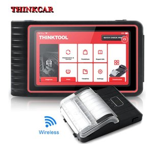 THINKTOOL All System Scanner Bluetooth OBD2 Scanner EPB BMS TPS SAS ABS IMMO TPMS Reset OBD2 Code Reader ODB2 Car Diagnosis