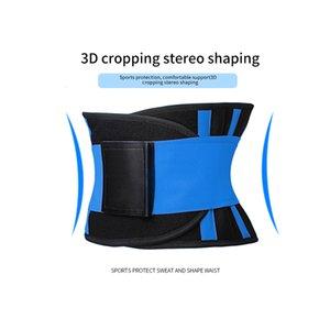 Shaper Waist Trainer Trimmer Body Corset Waist Belt Cincher Wrap Workout Shapewear Fitness