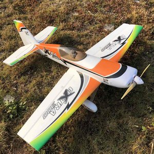 RC Spor 3D Uçak EKSTRA 300 KIT ve motorla KIT