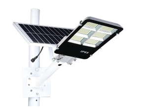 Solare di sicurezza 200W illumina la lampada esterna, con telecomando, controllo della luce, tramonto all'alba luci principali di sicurezza per Yard Garden Barn