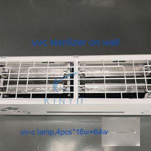 Ready to Ship In Stock Fast Dispatch 2020 Professional factory uv sterilizer voc remove ce rosh air sterilizar purifier with ionizer