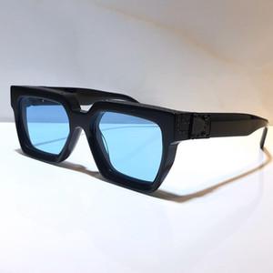 Milyoner erkekler kadınlar tasarımcısı Parlak Altın Logo Sıcak satmak Altın Top 96006 plakalı 1.1 güneş gözlüğü erkekler için tam çerçeve Vintage 1165 Sunglasses