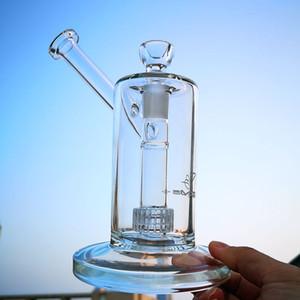 뫼비우스 데칼 물 담뱃대 MB01와 사이드카 뫼비우스 유리 봉 드럼 여과기 오일을 살짝 조작 스테레오 매트릭스 퍼크 물 파이프