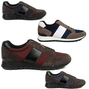 2019 새로운 고품질 가죽 및 의류 PV 패션 7 색 스타일 남성 로퍼 재료 드레스 브랜드 신발
