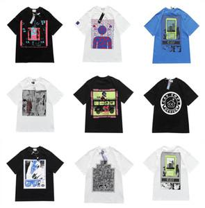 Estilo de Verano Hombres Mujeres C.E Cav Empt cortocircuito de la camiseta de la manga del O-Cuello de alta calidad CAV Empt casuales de la moda CAVEMPT camisetas