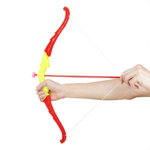 무료 배송 아이 촬영 야외 운동 체육 피트니스 장난감 활과 화살 세트 시뮬레이션 어리버리 양궁 장난감