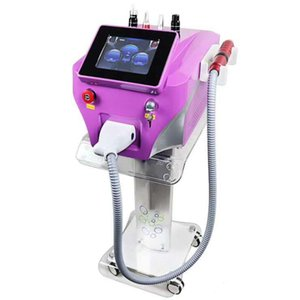 2019 Machine Picosure Scar enlèvement spot Tattoo enlèvement picosure picoseconde Birthmark machine tatouages ​​épilation au laser Picosure Semiconductor