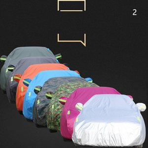 غطاء السيارة سنو إثبات للجميع نموذج شيفروليه أفيو 2008 / تاهو 2007-2014 / صوتي / كابتيفا 2007 سيارة الثلج حماية الغطاء السيارات Cubre مقاوم للماء