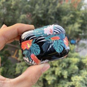 Lusso airpods caso di modo nuovi airpods marmo auricolare bluetooth adesivo acqua guscio pro caso coperchio di protezione all'ingrosso