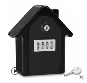 2020 hot sale Key box Security code key Safety lock box Metal storage Key safe Tool Box