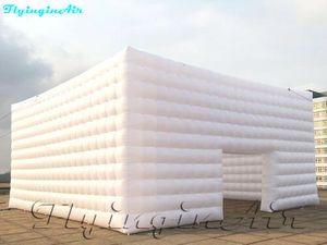 Marquise inflável de 8m / tenda inflável do cubo para exposição e advetisement