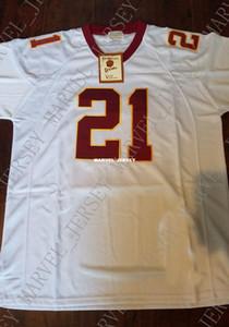 Cheap personalizzato Marlon Barber # 21 di Golden Gophers Maglia college football personalizzato qualsiasi numero nome cucito Jersey XS-5XL